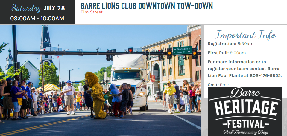 Barre Downtowntown2018