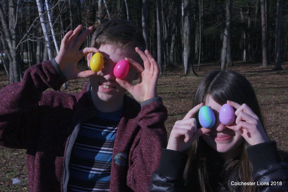 cute inventive kids with eggs WHO