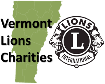 Vermont Lions Charities logo